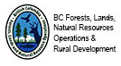 BC Forests, Lands, Natural Resource Operations & Rural Development